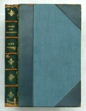VINTAGE Pride and Prejudice by Jane Austen ¦ Illustrated Leather HB Book c1908