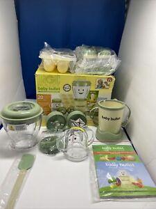 Baby Bullet BBR2001 Food Blender Processor System - Green