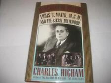 'Merchant of Dreams: Louis B.Mayer, M.G.M. and the Secret Hollywood by Charles H