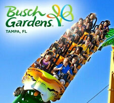 BUSCH GARDENS TAMPA TICKET SAVINGS   A PROMO DISCOUNT TOOL