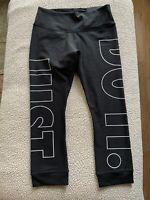 NWT - Nike Women's Power Legend Crop JDI GRX Tights, Black, Size M