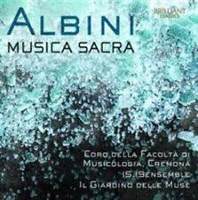 Giovanni Albini: Musica Sacra (2014)