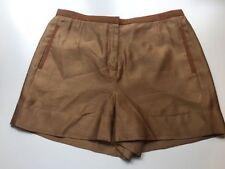 Women's 100% Silk Dress Shorts