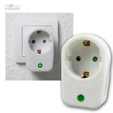 Surge Protector, Adapter for Socket 230V, Protection Against Overload
