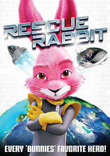 Rescue Rabbit (DVD, 2016) *BRAND NEW* Sealed +Free Shipping