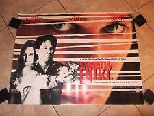 Unlawful Entry movie poster : Ray Liotta, Madeleine Stowe - 30 x 40 inches