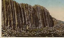 postcard Ireland  Antrim Giant's Loom Giant's Causeway  unposted Valentine's
