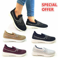 Unbranded Faux Suede Comfort Casual Flats for Women