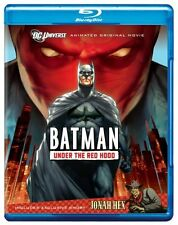 NEW Batman: Under the Red Hood [Blu-ray]