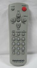 Daewoo CMR-202 Original TFT LCD TV Remote Control - Tested And Free Shipping