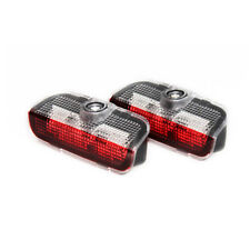 LED Door Laser Projector Light For VW Golf 5 6 7 Jetta MK5 CC Tiguan Passat x2