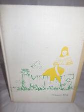 1974 Monterey High School Yearbook Monterey , Ca.  No Inscriptions Teacher's