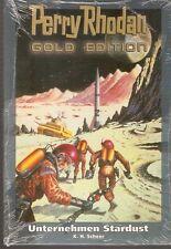 + Perry Rhodan GOLD EDITION komplett 23 Bände neu OVP