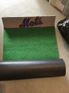 NY Mets Putting Green Mat