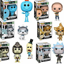 Funko Pop 12439 &quot Weaponized Rick&quot Rick and Morty Vinyl Toy - Toys