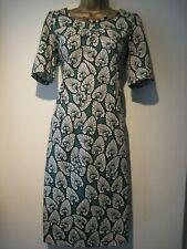 Joe Browns Size 10 Green Floral Dress