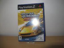 World Carreras 2 PS2 Pal Nuevo Precintado