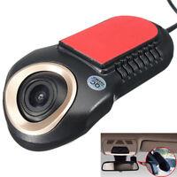 170°versteckter Auto Wifi DVR Videorekorder-Bewegung-Entdeckung G-Sensor Dashcam