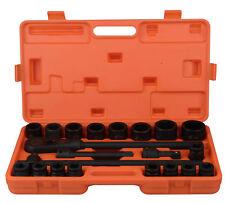 "New 21pc 3/4"" Deep Impact Socket Set Kit 21mm - 50mm"
