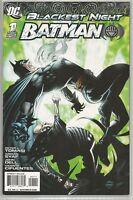 Batman : Blackest Night #1 : DC Comics