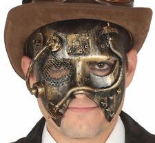 Masken und Augenmasken mit sexy Kostüm-Maskerade Erwachsen Unisex-Steampunk
