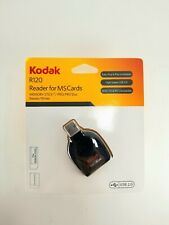 Kodak R120 Reader For MS Cards Mac OS & PC Compatible New Sealed Package
