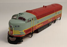 """HO True Line C-Liner A Unit - CP / Canadian Pacific """"Script"""" #4104 - Shell Only"""