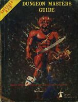 DUNGEON MASTERS GUIDE EXC+! 3RD GAMMA D&D Dungeons Dragons TSR AD&D Guidebook