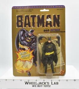 Batman Bat Rope MOSC NEW DC Comic Super Heroes Toy Biz 1989 Action Figure