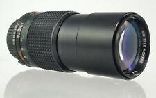 Minolta MD Tele Rokkor 1:4 f=200mm Objektiv Lens - 34315