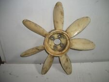 TRIUMPH EARLY MK2 2000 2500 7 BLADE ENGINE COOLING FAN VG COND