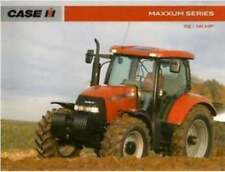 Case IH Tractor Maxxum 110 115 120 130 140 Brochure - From Australia