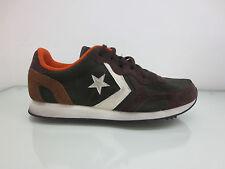 scarpe converse Auckland Racer 150644 verde scuro e marrone