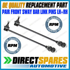 PAIR FRONT SWAY BAR LINK PINS HOLDEN VY CROSS 6 & 8 & ADVENTRA AWD LEFT +RIGHT