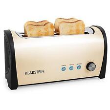 Tostapane Tostiera Professionale 2 Vani Sandwich Maker Espulsione Vintage 1400 W