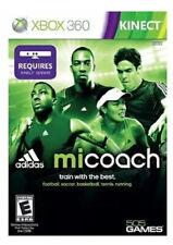 Adidas miCoach-XBOX 360 KINECT-NEW! football.soccer.basketball.tennis.running.
