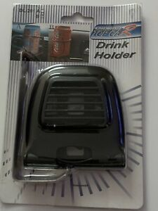 Car Van Multi Position Fitting Drink Can Cup Holder Hot Cold Vent Fit Thin Style