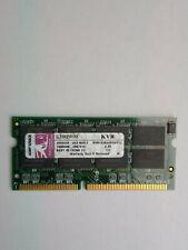 SODIMM 512MB RAM 144pin PC133s 133MHZ COMPATIBLE PC100 KINGSTON KVR133X64SC3-512