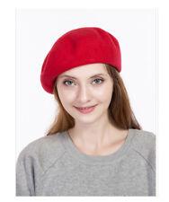 WHOLESALE   80 lot  100% wool fashion beret  £1.50     EACH