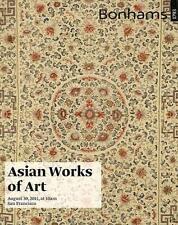 Bonhams // Chinese Asian Works of Art San Francisco Post Auction Catalog 2011