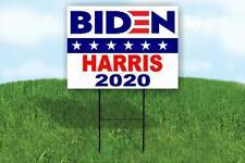 BIDEN HARRIS 2020 JOE KAMALA BIDEN POLITICAL Yard Sign ROAD SIGN with stand