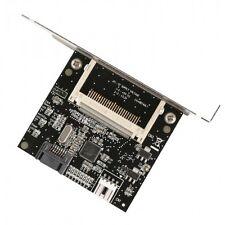 Syba SD-ADA40001 Compact Flash to SATA II Adapter Card with PCI Mounting Bracket