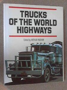 Trucks of the World Highways Hardback Book The Cheap Fast Free Post