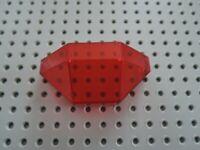 LEGO Paneel 3 x 3 x 6 Ecke convex transparent dunkelblau # 2468