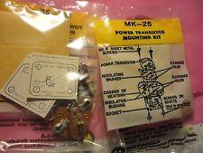10pcs Motorola To 66 Mk 25 Power Transistor Mounting Kit