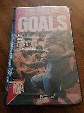 Zig Ziglar Goals Setting and Achieving Them Video VHS 1986 Very Rare