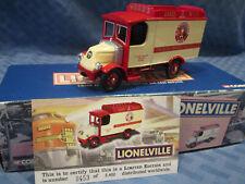 Corgi Lionelville, Mack AC Delivery Truck - HP Hood & Sons Milk, Ltd. Ed., 2003
