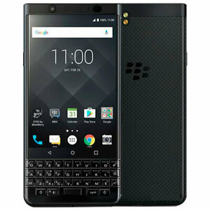 USED -BlackBerry KEYone Black Edition 64GB BBB100-7 Dual Sim(FACTORY UNLOCKED)