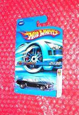 2006 Hot Wheels First Editions '69 Camaro #21 J3262-0916