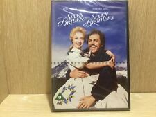 Seven Brides for Seven Brothers DVD New & Sealed Howard Keel Jane Powell